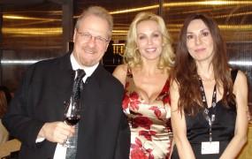 Rome Film Festival w/ Eloise DeJoria & Simona