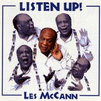 Les McCann - Listen Up!