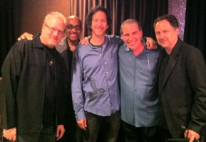 w/ John B. Williams, Michael Wolff, Mike Clark, Mark Isham