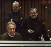 Capitol Studios w/ Phil Ramone & Al Schmitt